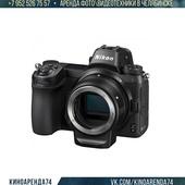 Беззеркальная камера Nikon Z6 body + адаптер FTZ