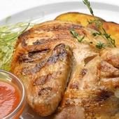 Цыпленок по-деревенски