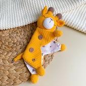 Комфортер Жираф, цвет Желтый