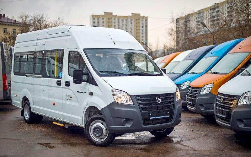 В 2020 году рынок новых LCV в России сократился на 7%