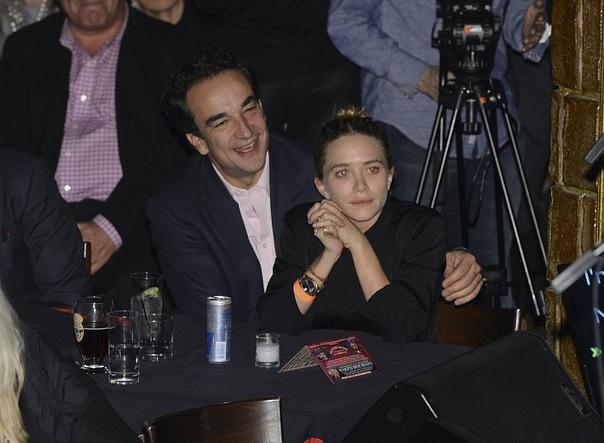 Мэри-Кейт Олсен и Оливье Саркози завершили развод в Zoom