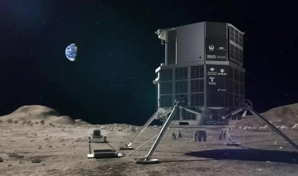 В 2022 году на Луну будет доставлен арабский луноход
