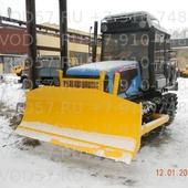 Отвал бульдозерный мехповорот, для трактора ВТ-90 (Агромаш-90ТГ),  гидравлическая регулировка переко