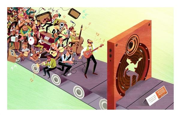 """""""Нe позволяйтe динамикам ограничивать звук""""""""  Moog Audio - популярный..."""