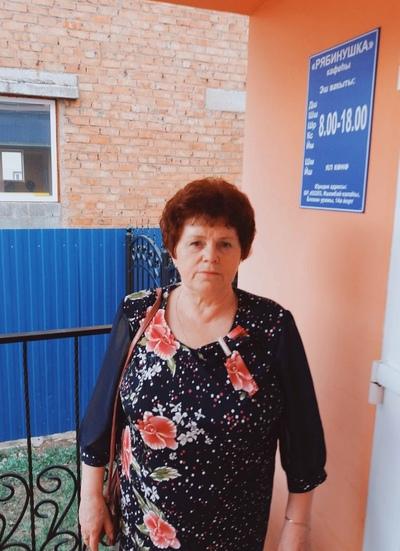 Лариса Бизикина