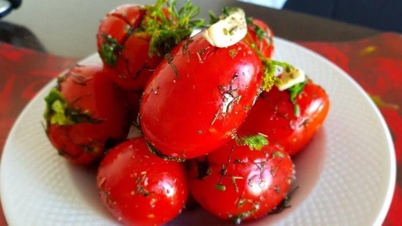 Потрясающие помидоры из пакетов