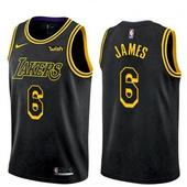 LeBron James Black Mamba Jersey