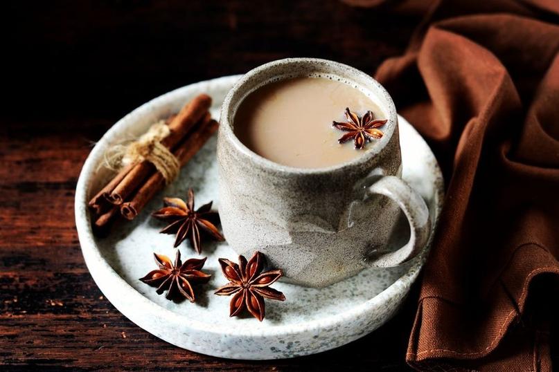 Масала чай ☕
