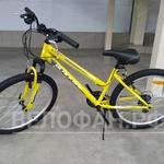 Подростковый женский велосипед Black One Ice Girl V 24