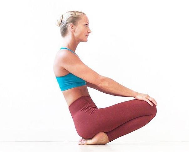Йога для суставов: 5 асан для гибкости