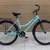 """Велосипед ALTAIR CITY LOW 28"""" (2021) Мятный/Чёрный"""