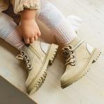 Ботинки из натуральной кожи (унисекс)