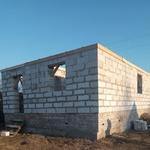 Строительство гаражей из пенобетона