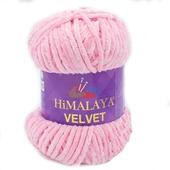 Пряжа Himalaya Velvet цвет 90019