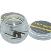 Top Vape Triple Staggered MTL 0.39ohm 2.5mm