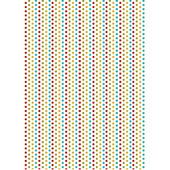 Фон Цветной горошек, бумага для меренги переводная