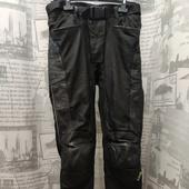 (О1345)Мотоштаны текстиль Polo (Германия), размер L