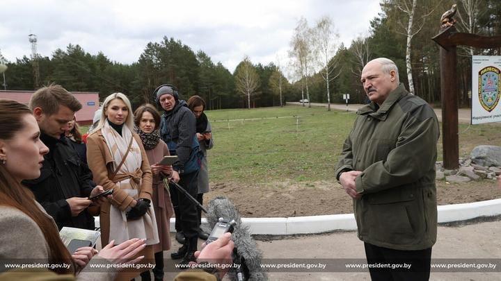 Лукашенко рассказал, что за «принципиальное решение» он намерен принять