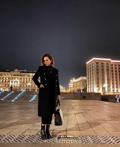 Валерия Тураева, Москва