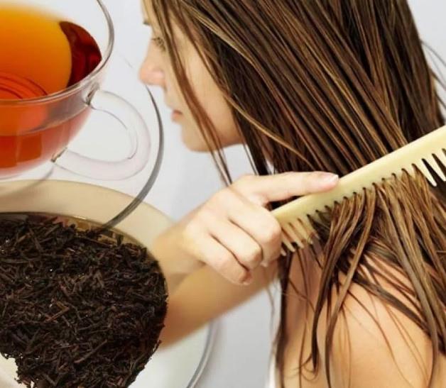 Чай для волос !