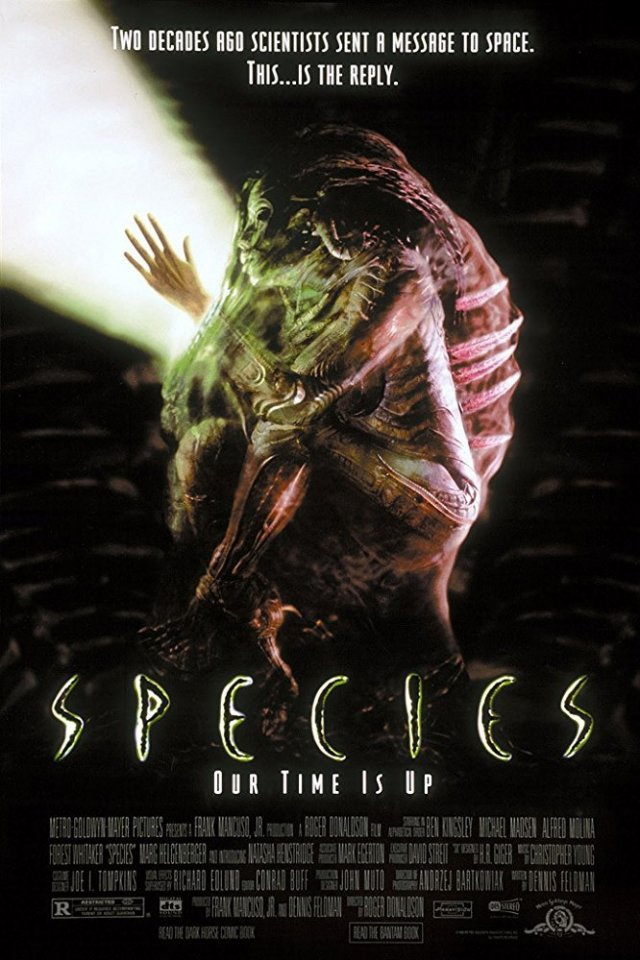 """🆕""""ОСОБЬ"""" Species (1995) Перевод: Дубляж. Страна: США. Реж: Роджер Дональдсон. Жа..."""