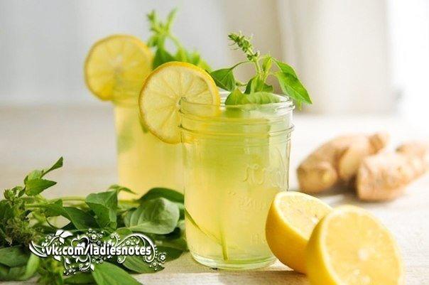 Имбирные напитки для похудения
