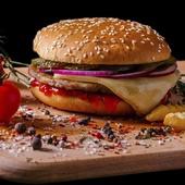 Классический Чизбургер mini