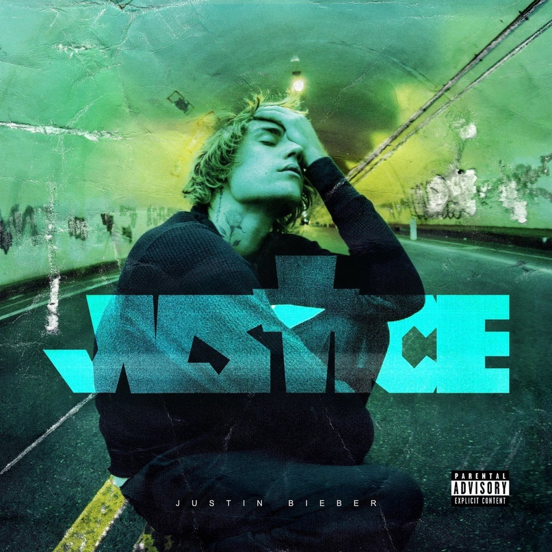 Justin Bieber — Justice LP (Skrillex Productions)