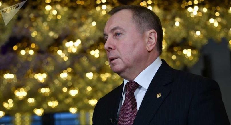 Отношения с ЕС в кризисе, Россия – мощный сосед: Макей дал интервью Euronews.