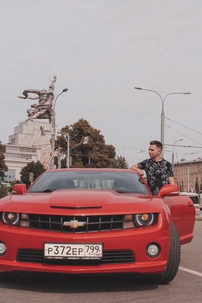 Виталий Золотов, Череповец