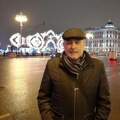 Tikhiy Dmitri, Москва