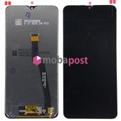 Дисплей для Samsung Galaxy A10 A105 в сборе с тачскрином Черный - Ориг