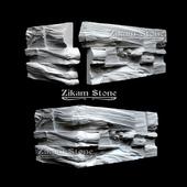 Сланец ДЕРЕВЯННЫЙ - Ledge Stone Art. C110/5 внешний составной угол - полиуретановая форма