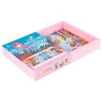 Настольная игра вышибайка Fast Sling Puck «Морской бой» для девочек