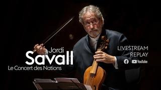 Jordi Savall / Le Concert des Nations | «Tous les matins du monde»