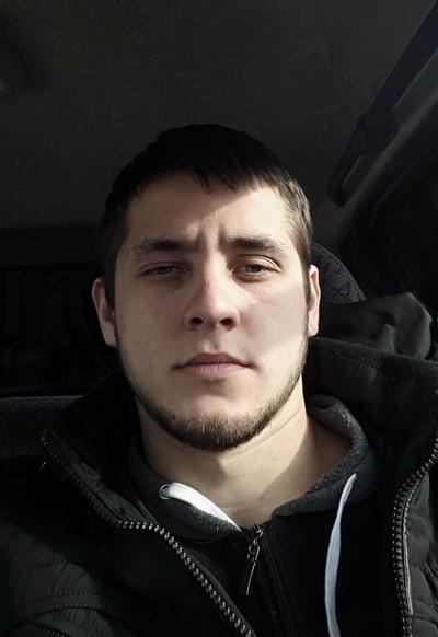 Антон Кузургашев, Абакан