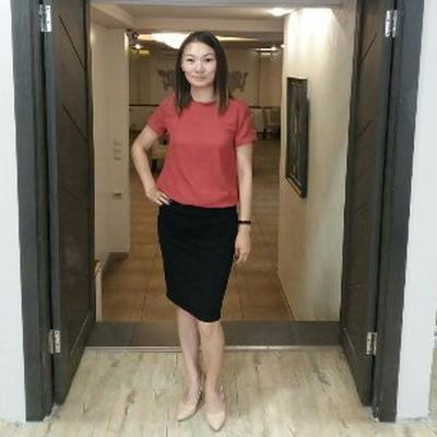 Майя Шагдурова, Гусиноозерск