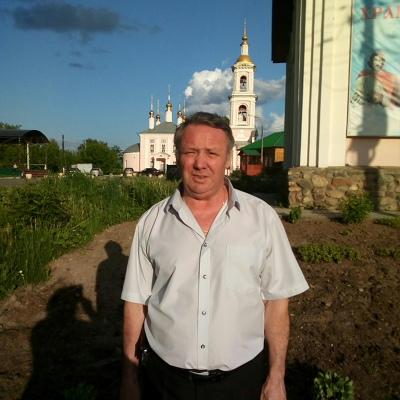 Алексей Зубков, Кимры