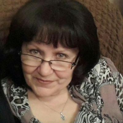 Nadezhda Mamutova