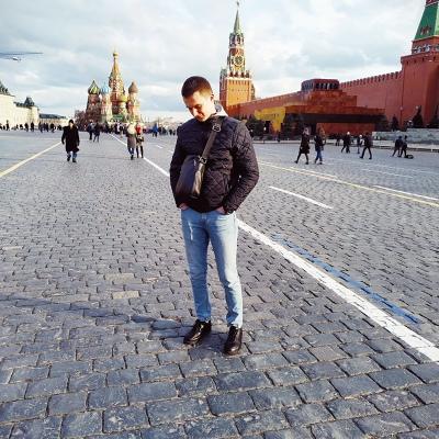 Егор Корнев, Москва