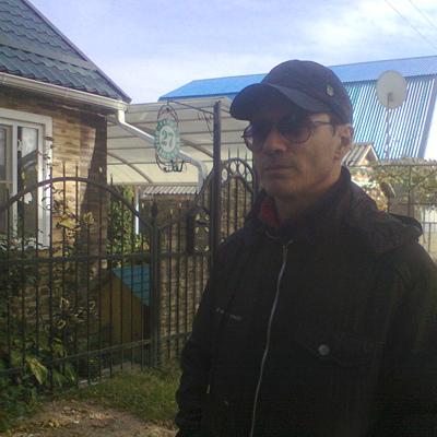 Андрей Новогоднев, Хадыженск
