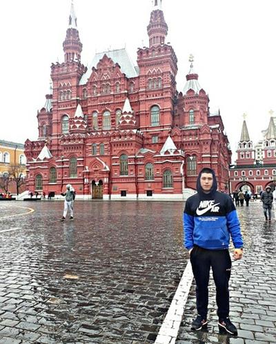 Максим Гончаренко, Москва
