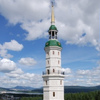 Башня-колокольня с часовней свт.Иоанна Златоуста