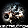 ☠ DeZtructor ☠ Post-Industrial Music