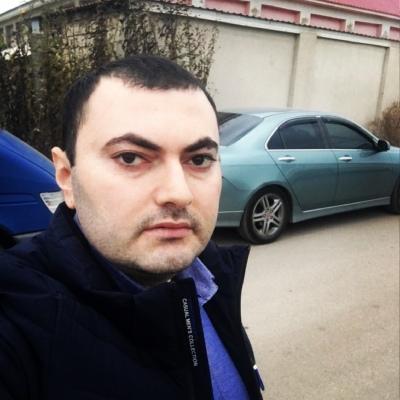 Ali Aliev, Moscow