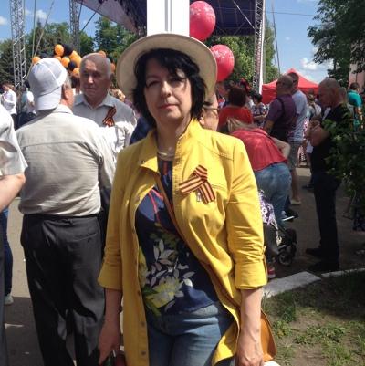 Galina Ledeneva, Michurinsk