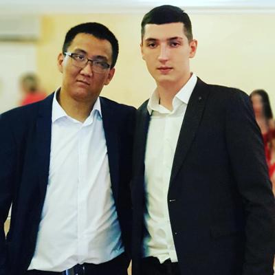 Дмитрий Цой, Саратов