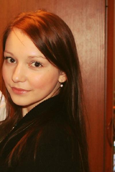 Аня Хромова, Санкт-Петербург