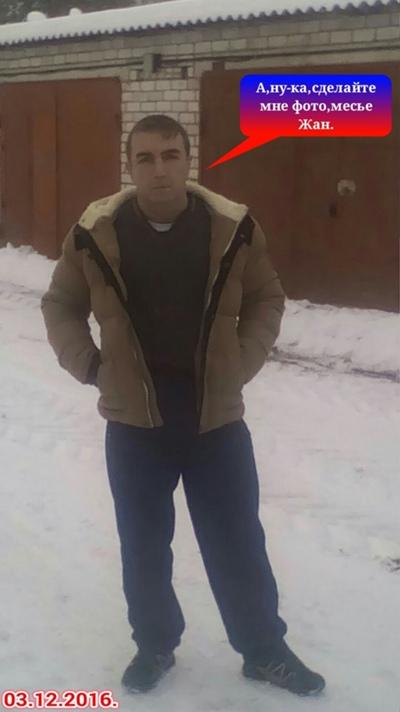 Сергей Мариев, Вычегодский