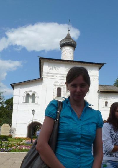 Виктория Янченко, Сергиев Посад